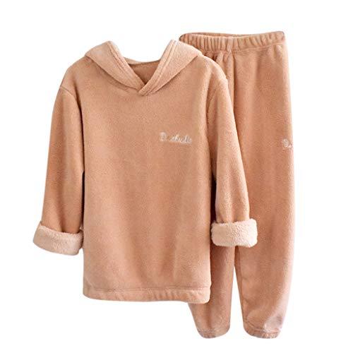 Baby Schlafanzüge Strampler Kleidung Set Samt Pyjamas Pullover Langarm Nachtwäsche Trainingsanzug Für 0-4...