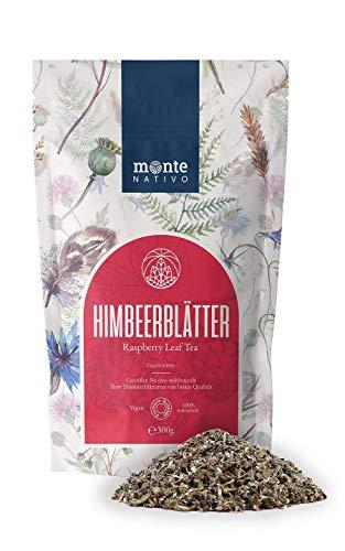 Himbeerblättertee (300g) Monte Nativo - Premium Qualität - Kräutertee - Während der Geburtsvorbereitung -...