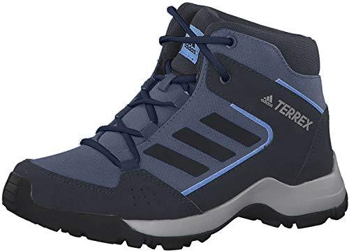 adidas Unisex-Kinder Terrex Hyperhiker K Cross-Trainer, Mehrfarbig (Tintec/Negbás/Maruni 000), 38 2/3 EU