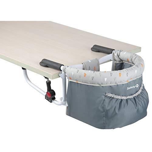 Safety 1st 2728191000 Sitzerhöhung Smart Lunch, praktischer Tischsitz für Kleinkinder, optimaler Halt durch...
