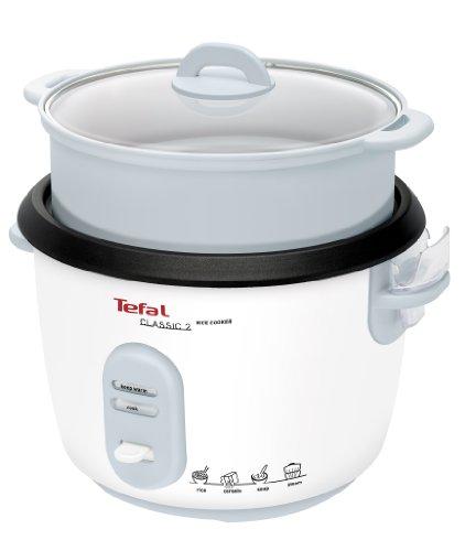 Tefal Reiskocher RK1011 | Voreingestellte Kochprogramme | 10 Tassen Kapazität (5L) | Automatische...
