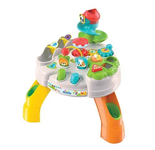 Clementoni 17300 Baby-Park Aktivitätstisch, Mehrfarbig