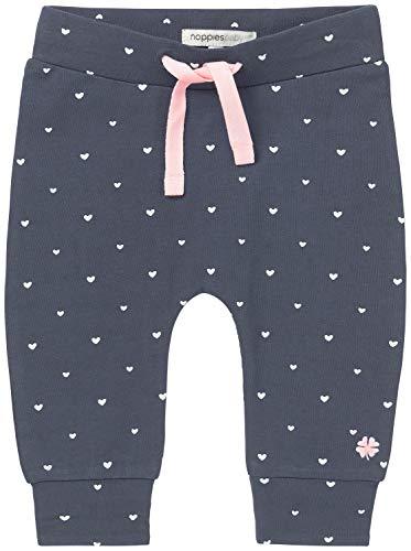 Noppies Baby-Mädchen G Polyamident Jrsy Comfort Neenah Hose, Blau (Navy C166), 74