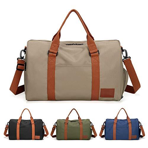 FEDUAN original Handgepäck mit Schuhfach Trainingstasche Fitnesstasche Gym-Tasche Sporttasche hochwertige...