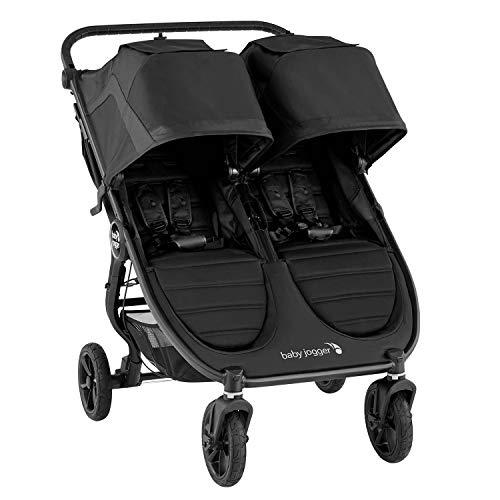 Baby Jogger City Mini GT2 Geschwisterwagen   für jedes Gelände   zusammenklappbar & tragbar Zwillingsbuggy  ...