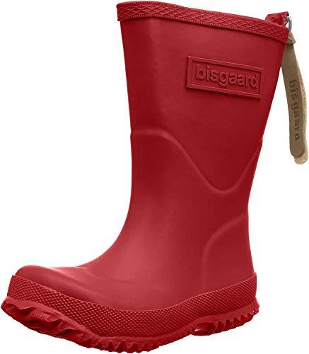 Bisgaard Gummistiefel LRK001 Unisex - Kinder Gummistiefel, Rot (10 red), 20