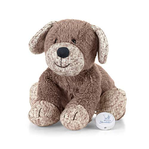 Sterntaler 6011961 Baby Spieluhr M Hanno Hund Design 19 - aus über 100 Melodien ein Spielwerk wählen (*...