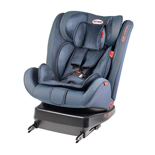 Drehbarer Reboarder Kindersitz Rückwärtsgerichtet HEYNER (Cosmic Blue)