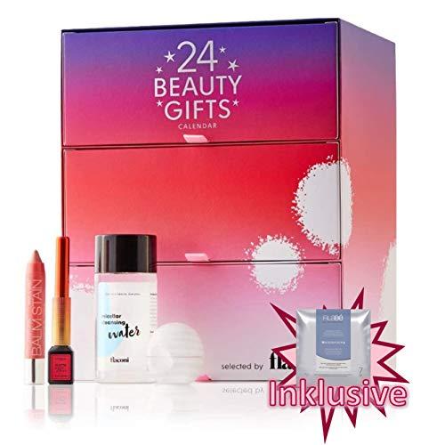 Flaconi Adventskalender 2020 Beauty Gifts für Frauen, idealer Advent Kalender für die Frau, Beautykalender...