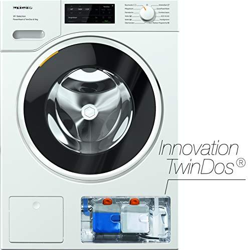 Miele WSI 863 WCS Frontlader Waschmaschine / 9 kg / automatische Dosierung - TwinDos / saubere Wäsche in 49...