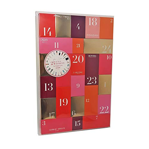 Douglas Adventskalender 2018 für Damen 24 Luxus Momente Limitiert Kosmetik Parfum Parfüm Weihnachtskalender