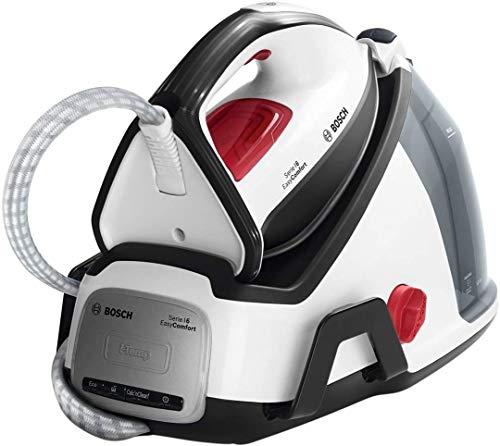 Bosch TDS6040 EasyComfort Dampfbügelstation, 1.3 liters, schwarz/weiß