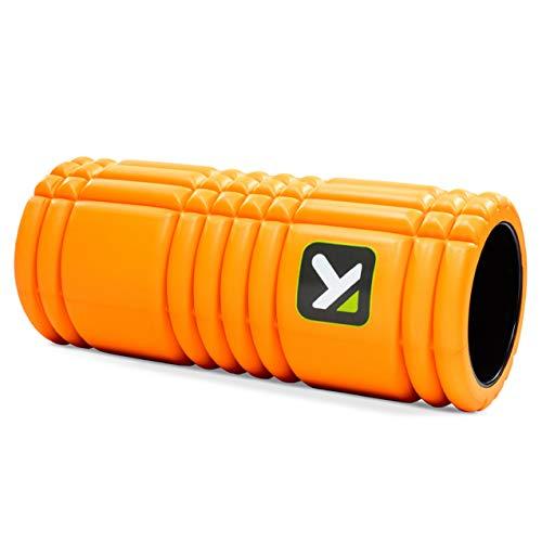 Blackroll Grid Faszienrolle mit Kostenlosen Online-Videos, Kompakte Massagerolle, Tragbare und Vielseitige...