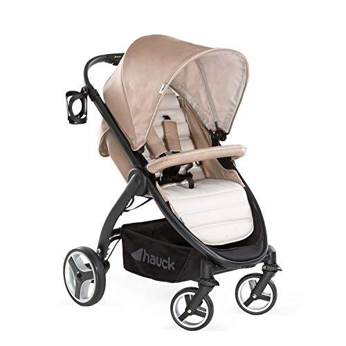 Hauck Buggy Lift Up 4 / für Babys und Kinder ab Geburt / Belastbar bis 25 kg / Einhändig Faltbar / Inklusive...