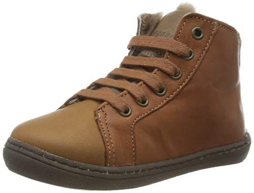 Bisgaard Jungen Unisex Kinder vibs First-Step Shoe, Brandy, 20 EU