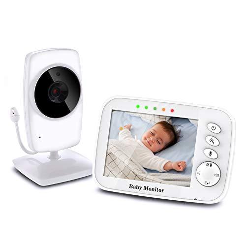 TOPERSUN Baby Phone 3,2-Zoll Baby Monitor 2.4...