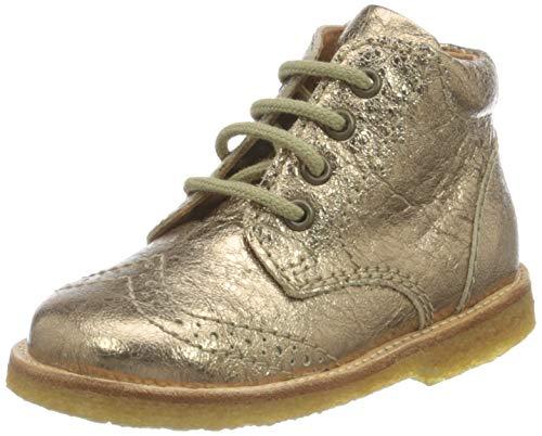Bisgaard Tine First-Step Shoe, Gold, 21 EU
