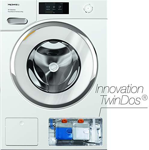 Miele WSR 863 WPS Frontlader Waschmaschine / 9 kg / großes Touch-Display /automatische Dosierung - TwinDos /...