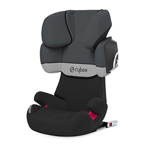 Cybex Silver Solution X2-fix, Autositz Gruppe 2/3 (15-36 kg), mit Isofix, Kollektion 2019, Gray Rabbit