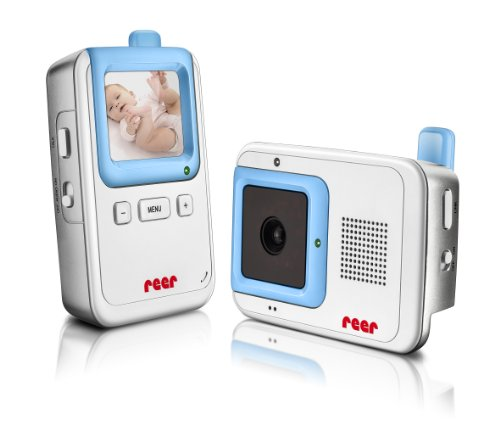 reer 8007, 'Apollo' Digitales Kamera/Video Babyphone