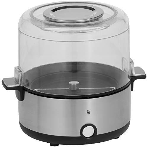 WMF KÜCHENminis Popcornmaschine für zuhause, Popcorn Maker, beschichtete Heizplatte, Deckel als...