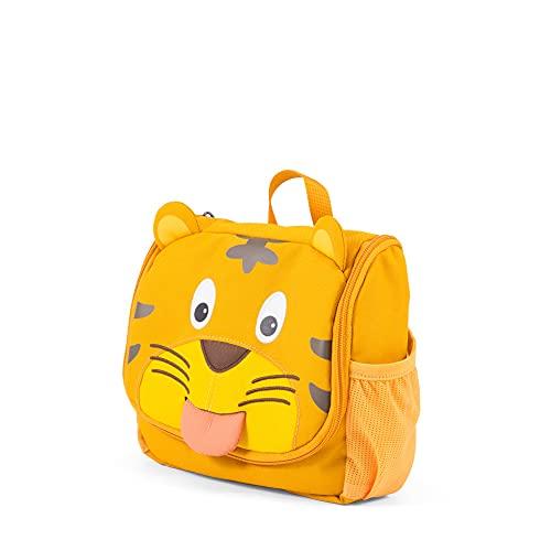 Affenzahn Kulturtasche - für 1-5 Jährige Kinder im Kindergarten als Kulturbeutel für Mädchen und Jungen -...
