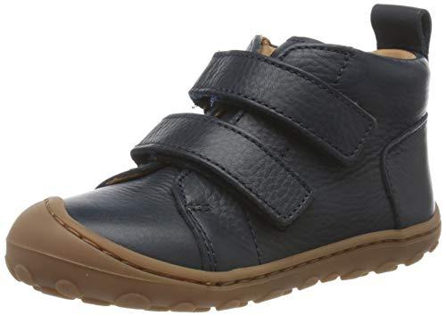 Bisgaard Unisex Kinder Theo Sneaker, Blau (Navy 1404), 24 EU