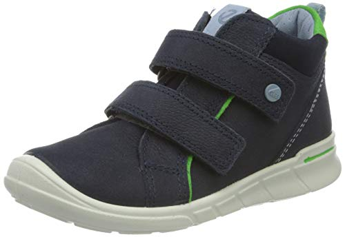 Ecco Baby Jungen First Sneaker, Blau (Night Sky 2303), 24 EU