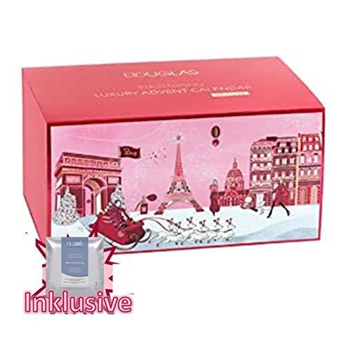 Douglas Beauty Adventskalender Frauen 2020 Luxury -Wert 189 €- idealer Damen Advent Kalender, 24 Kosmetik...