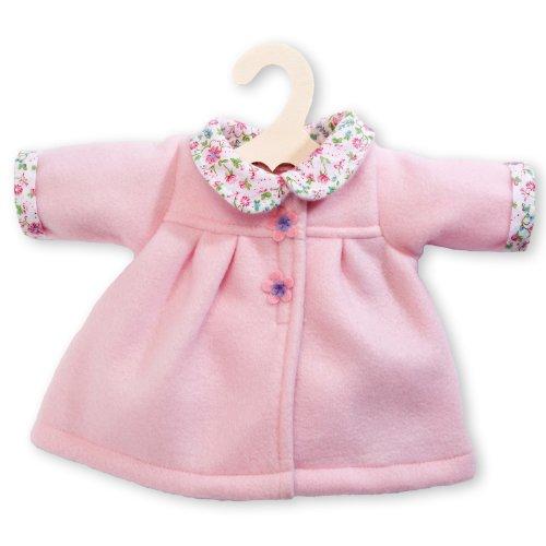 Heless 2277 Mantel für Puppen Gr.35-45cm