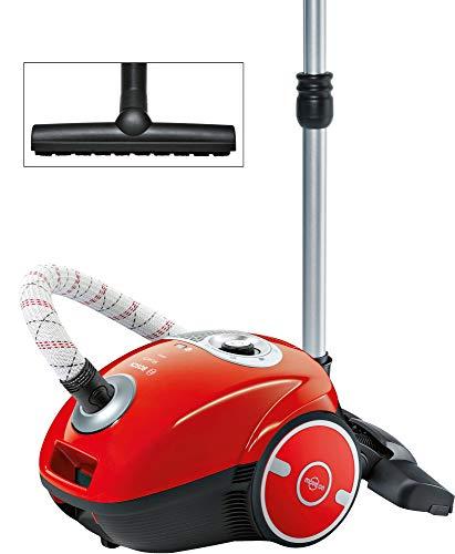 Bosch Staubsauger mit Beutel MoveOn BGL35MON13, Bodenstaubsauger, ideal für Allergiker, Hygiene-Filter,...