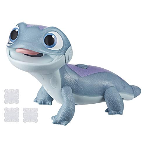 Hasbro E8568 Disney Die Eiskönigin Feuergeist mit Schnee-Snack, Salamander Spielzeug mit Licht, inspiriert...