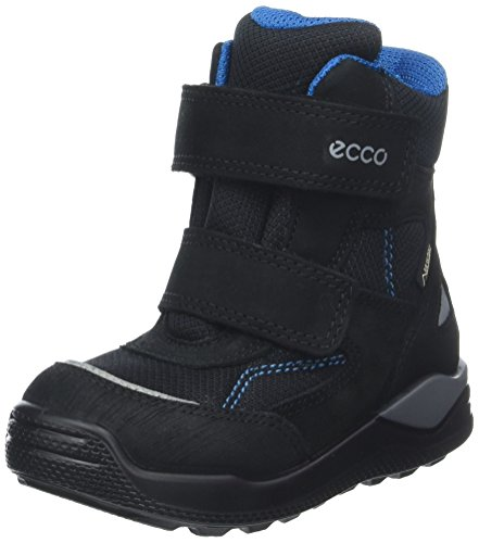 ECCO Jungen Urban Mini Klassische Stiefel, Schwarz (Black 51052), 25 EU