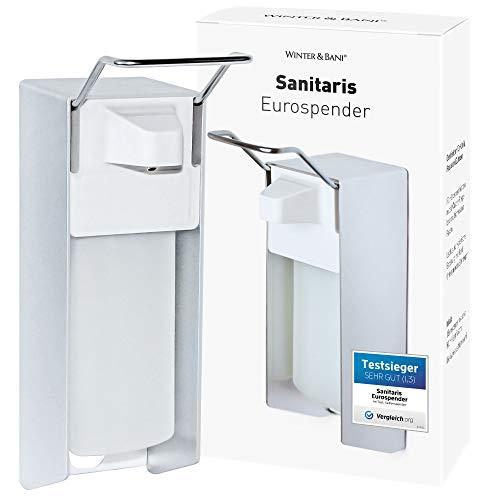 Winter & Bani Sanitaris Eurospender 500 ml – Seifenspender und Desinfektionsspender