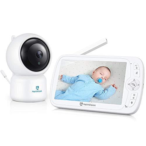 Babyphone mit Kamera, HeimVision Soothe 3 HD...
