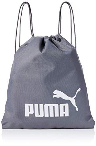 Puma Phase Gym Sack Turnbeutel, Quiet Shade White, OSFA