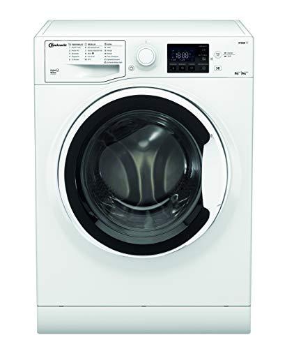 Bauknecht WT 86G4 DE N Waschtrockner / 8/6kg Waschen/Trocknen/Flecken 40° / Dampf-Programm/ProSilent...
