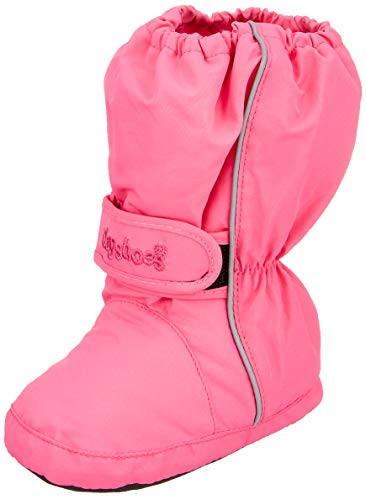 Playshoes Kinder Thermo-Bootie, Pink (pink 18), 20/21 EU