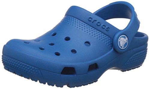 Crocs Jungen Unisex-Kinder Coast K Clogs, Blau (Ultramarine 4gl), 25/26 EU