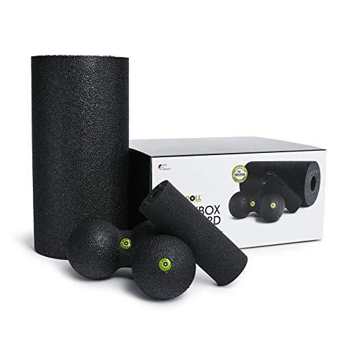 BLACKROLL BLACKBOX - Faszientool-Sets in verschiedenen Variationen - das Original. Selbstmassage-Produkte für...