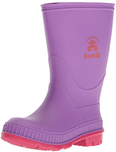 Kamik Mädchen Stomp Gummistiefel, Purple (PUR), 33/34 EU