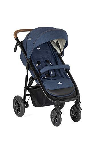 Set Joie Mytrax Sportwagen, Buggy & Windel Blaubär, Kinderwagen ab Geburt bis 22kg, Kinderbuggy mit...