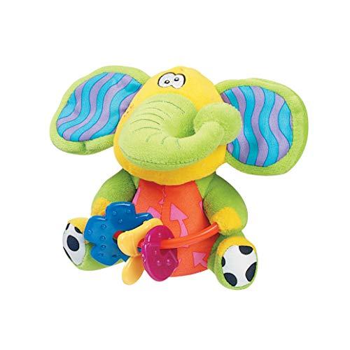 Playgro Plüschrassel Elefant