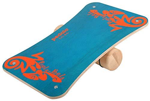 "pedalo® Rola-Bola ""Fun"" I Gleichgewichtstrainer I Balance Board I Koordination I Balancierbrett I..."