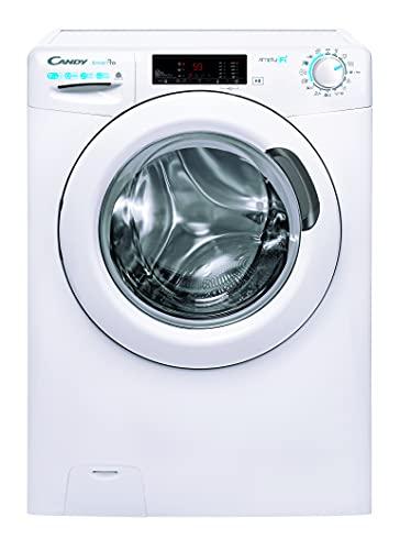 Candy Smart Pro CSOW 4965TE/1-S Waschtrockner/Waschen 9 kg/Trocknen 6 kg/Smarte Bedienung mit Wi-Fi +...