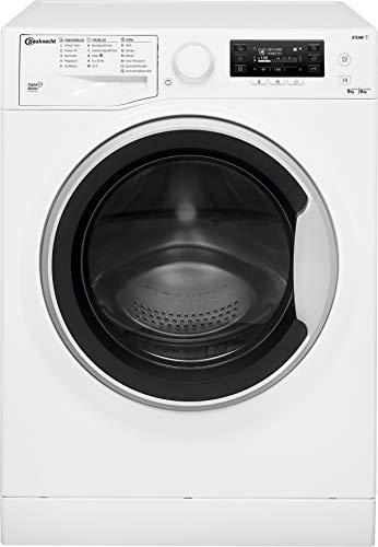 Bauknecht WATK Pure 96L4 DE N Waschtrockner / 9/6kg Waschen/Trocknen/Flecken 40° / Dampf-Programm/ProSilent...