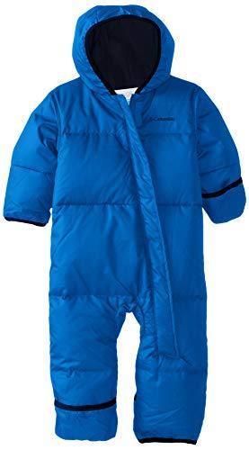 Columbia Schneeanzug für Kinder, SNUGGLY BUNNY BUNTING, Polyester, Blau (Super blue/Collegiate navy), Gr....