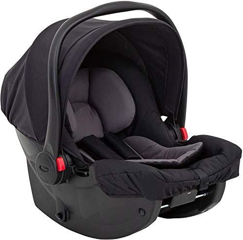 Graco SnugEssentials i-Size Babyschale für Auto, ab Geburt bis 75 cm, leichter Baby-Autositz, nutzbar auch...