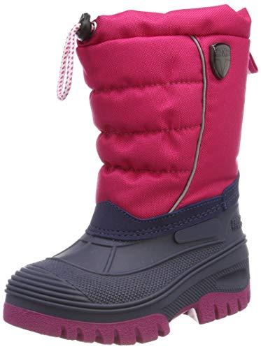 CMP Unisex-Kinder Hanki Bootsportschuhe, Pink (Strawberry B833), 29 EU