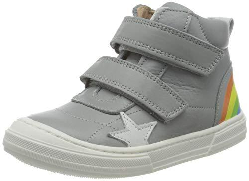 Bisgaard Jungen Unisex Kinder Rainbow Sneaker, Steel, 23 EU